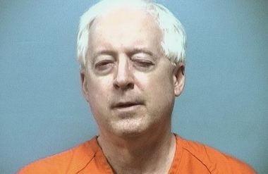 Roger Shuler after his arrest.