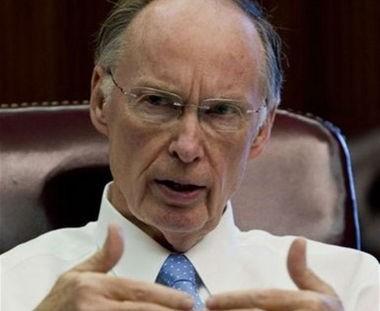 Gov. Robert Bentley (AP photo)