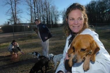 Huntsville Animal Services Director Dr. Karen Sheppard. (File photo)