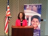 Melanie Bridgeforth is executive director of VOICES for Alabama's Children