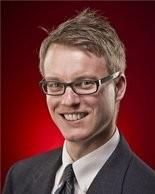 John Dove, assistant professor of Economics, Troy University