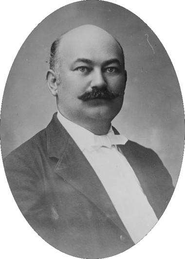 Gov. Charles Henderson
