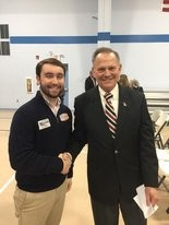 Dylan Smith and Roy Moore
