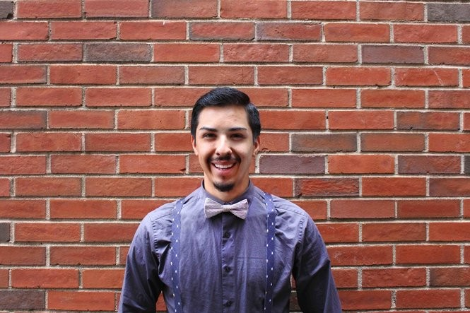 Christopher Mendez got help wading the waters of federal student aid.