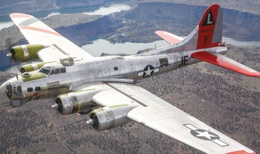 The Liberty Foundation's 'Madras Maiden' B-17 will tour Alabama this week.