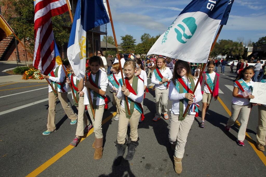 Should Girl Scouts rethink inaugural parade tradition? - al com