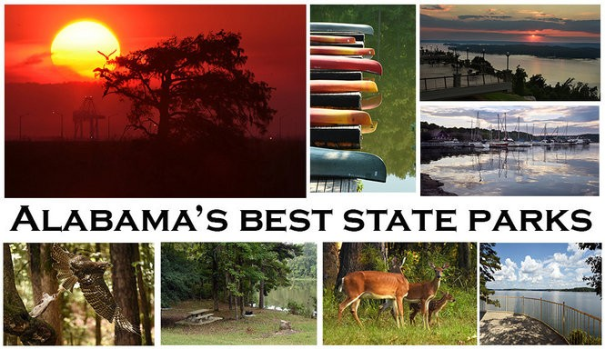 These Are Alabama S Best State Parks Al Com