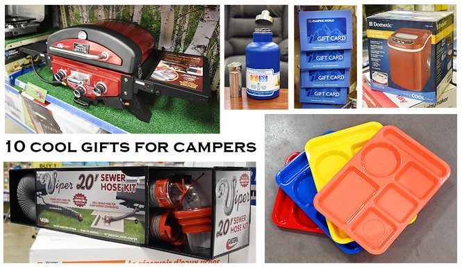 10 cool gifts for the RV camper on your Christmas list