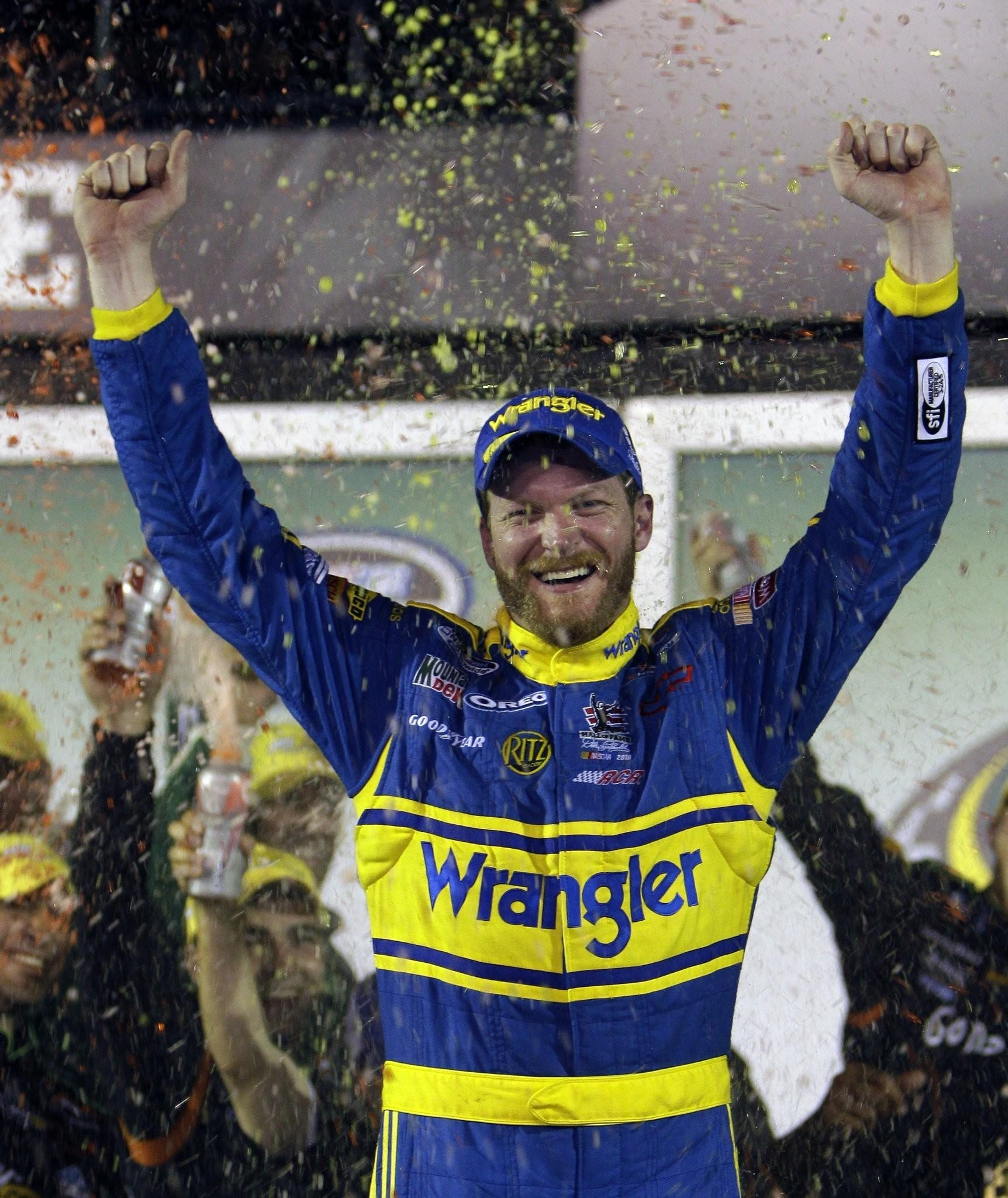 Dale Earnhardt Jr Puts No 3 Back In Victory Lane Al Com How much is teresa earnhardt worth? dale earnhardt jr puts no 3 back in