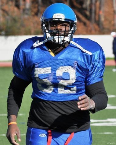 Montravius Adams part of Auburn's big recruiting day (Photo courtesy of 247Sports)