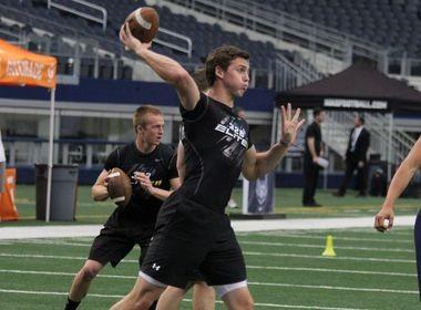 Cooper Bateman is one of three new quarterbacks on campus at Alabama. (Photo courtesy of 247Sports)