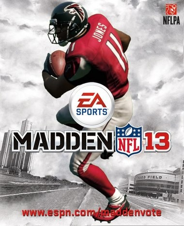 Julio Jones eliminated from 'Madden NFL' cover tournament