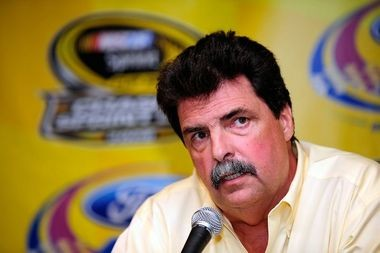 NASCAR president Mike Helton used to manage Talladega Superspeedway