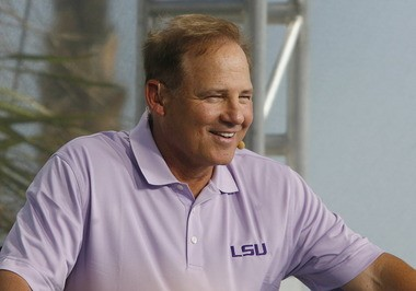 "Of the SEC's decision to maintain a 6-1-1 scheduling format, LSU coach Les Miles said: ""Fundamentally fair is not something theyave given great thought to.a (Mike Kittrell/mkittrell@al.com)"