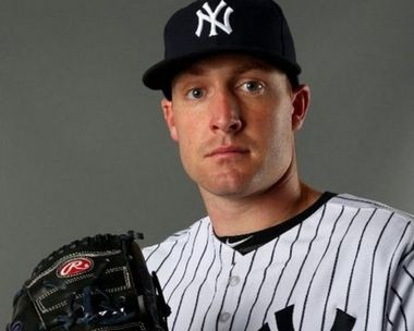 Yankees starting pitcher Chase Whitley, a native of Ranburne, is expected to get his first career start Thursday against the New York Mets. (Elsa/Getty Images)