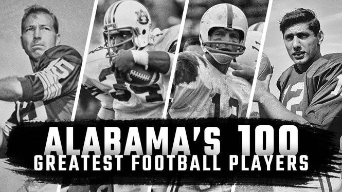 e79361879 Alabama s greatest 100 football players  2016 season update - al.com