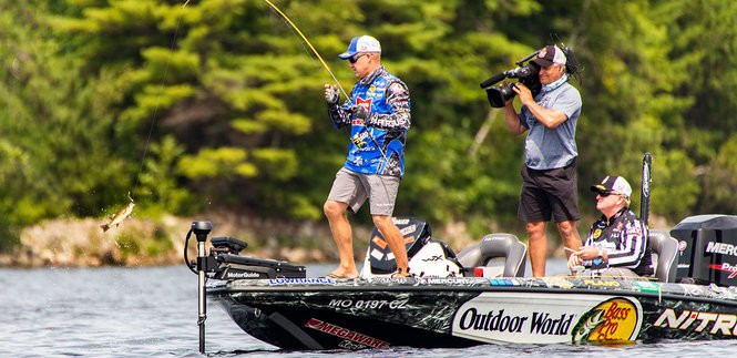The new MLF Tour will be a made-for-televsion series with immediate catch-weigh-and-release of all legal-sized bass, a plus for conservation.