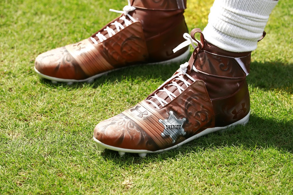 cam newton cleats