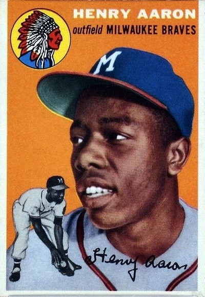 On Anniversary Of Famous Homer 15 Hank Aaron Numbers That