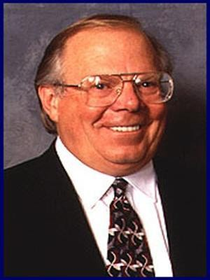 Verne Lundquist in the 1990s