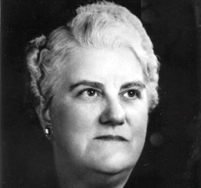 Alabama's first woman lawyer, Maud McLure Kelly, among five inducted into Alabama Lawyer's Hall of Fame on May 2, 2014 (photo: Encyclopedia of Alabama)