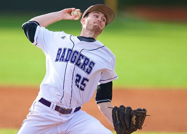 Former SHC right-hander Wesley Parrish is 1-0 in his young pro career