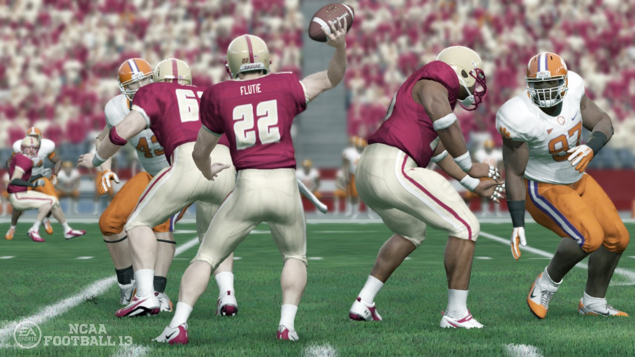 Gamebits: NCAA Football 13, Walking Dead - al com