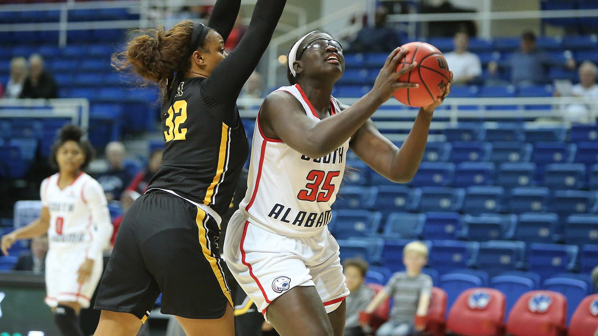 Fourth Quarter Rally Propels South Alabama Women S Basketball Past App State Al Com