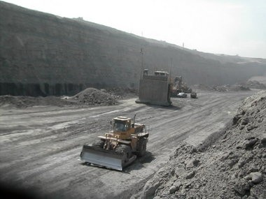 Drummond Co. has a vast Colombian coal mine operation, shown here in a 2006 photo. (Birmingham News/Russell Hubbard)