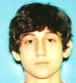 Dzhokhar A. Tsarnaev, 19, is being sought in the Boston Marathon bombing.