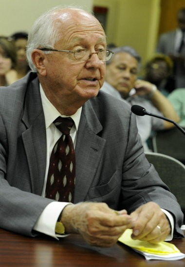 Former State Superintendent Ed Richardson. (File photo)