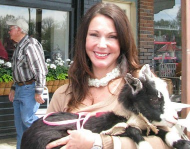 Tasia Malakasis, the owner and president of Belle Chevre. (File photo/Alabama Media Group)