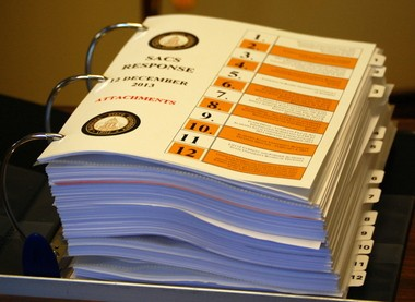 Alabama State University today released hundreds of pages of documents, hoping to clear the university from allegations of financial wrongdoing and waste. (Evan Belanger/Alabama Media Group)