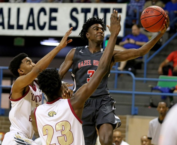 Hazel Green's Kira Lewis committed to Alabama on Friday.