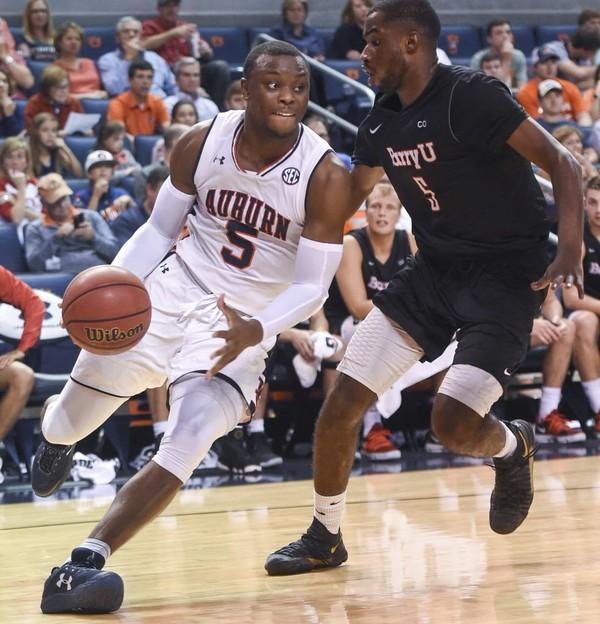 How Mustapha Heron Entering The Nba Draft Impacts Auburn
