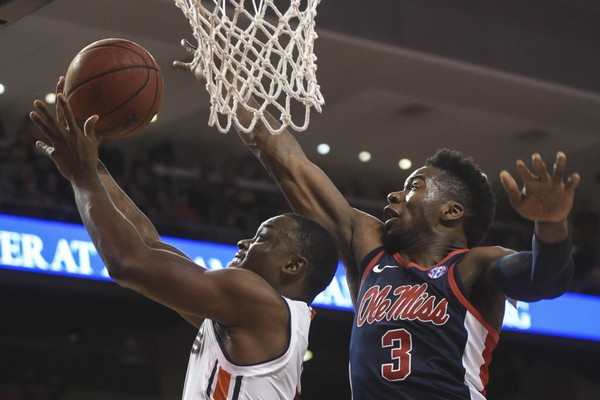 Auburn Basketball Aims To Snap 10 Year Losing Streak At Ole
