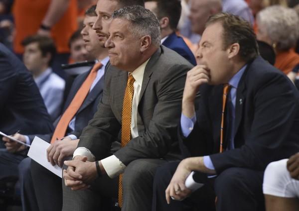 Auburn Basketball Assistant Coach Harris Adler To Leave