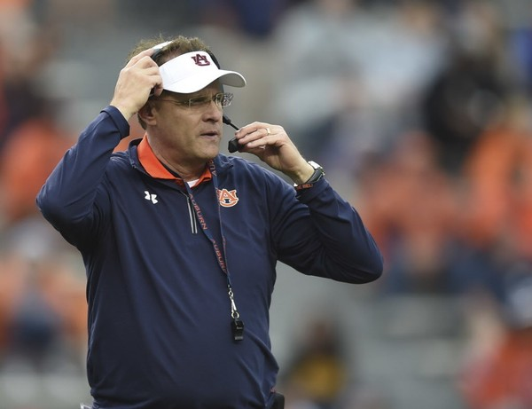 Gus Malzahn enters his sixth season as Auburn's coach, and his first after signing a seven-year contract extension in December. (Julie Bennett/jbennett@al.com)