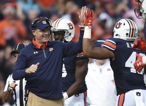 Statistically Speaking Auburn Offense Peaking Entering Iron Bowl