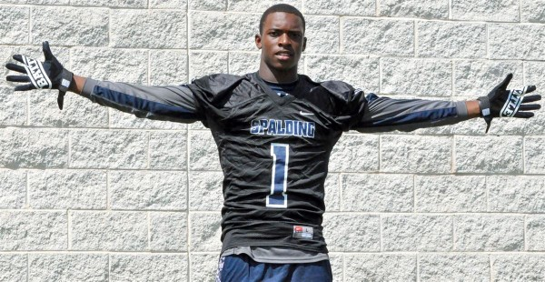 Four-star athlete Zion Puckett committed to Auburn on Friday and is the 15th member of Auburn's 2019 class. (Photo courtesy 247Sports)