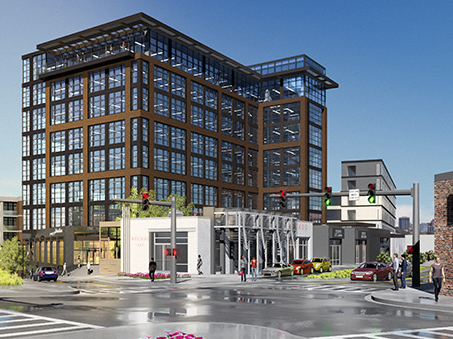 8West is expected to open in 2020.