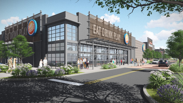 The 26,500-square foot Dave & Buster's is slated to open in Mid-City in July 2019.