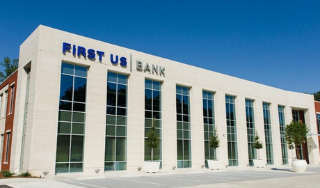 First US Bank and The Peoples Bank will result in a combined institution approaching $800 million in assets.