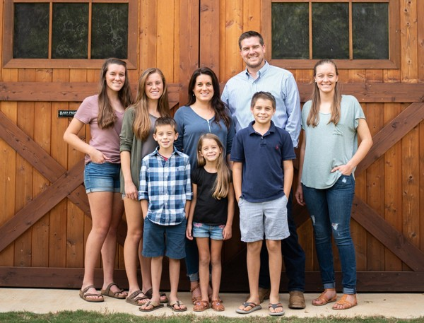 Rick and Collen Holtz and their six children recently turned down an offer to do a reality show about their family business, Holtz Leather Co.