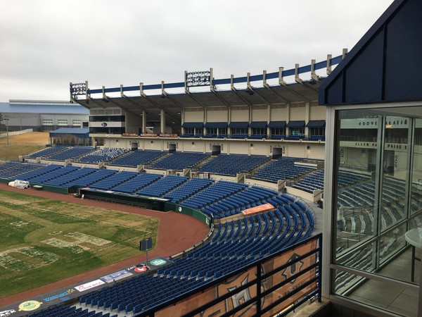 The Hoover Met Complex will host East Coast Pro's professional event Aug. 1 through 4, 2018.