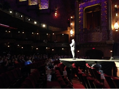 Last year's imerge event took place at the Alabama Theatre on Aug. 23, 2017.