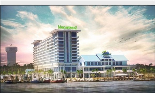 Margaritaville Resort Biloxi Moving Ahead With 140 Million