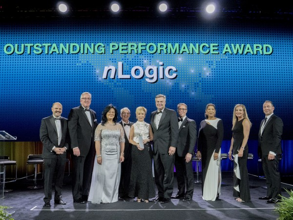 Executives of nLogic of Huntsville were awarded Boeing's Supplier of the Year award.