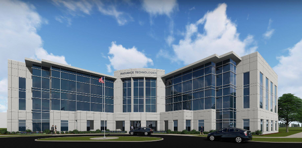 The new Huntsville facility is scheduled for completion in late summer 2019.