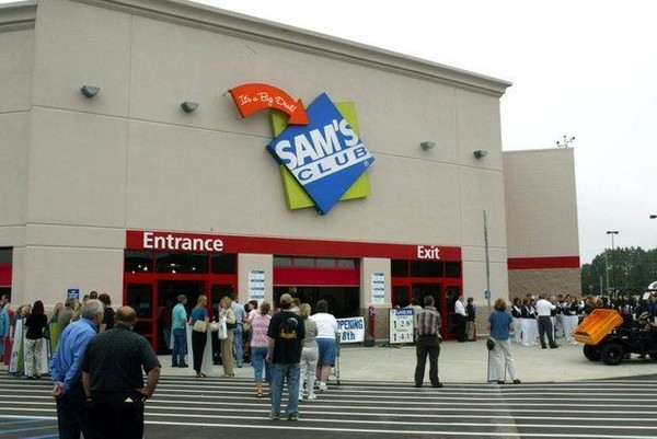 More than 60 Sam's Club stores around the country are closing.